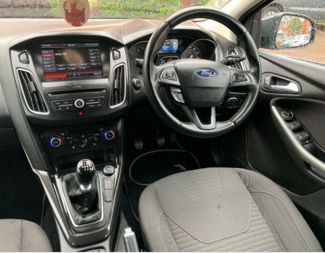 2016 Ford Focus Titanium 1.5 image 2