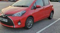 2017 Toyota Yaris 1.4 5dr image 3