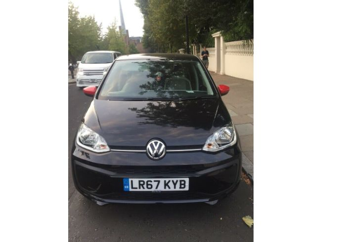 2017 Volkswagen up! 1.0 5dr image 2