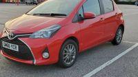 2017 Toyota Yaris 1.4 5dr