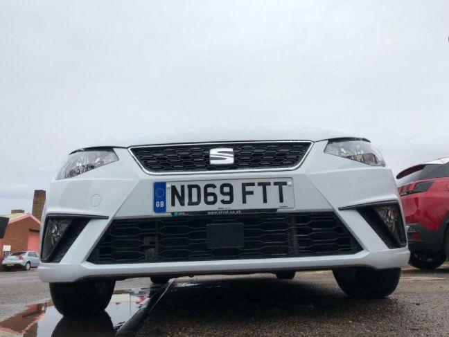 2020 Seat Ibiza 1.0 5dr image 8
