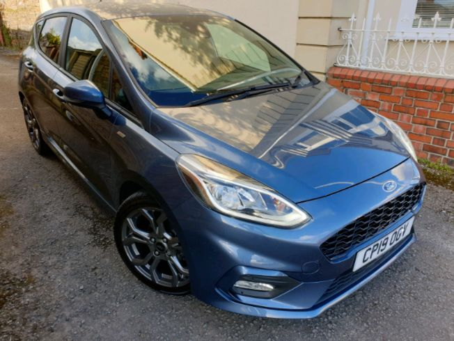 2019 Ford Fiesta St Line image 1