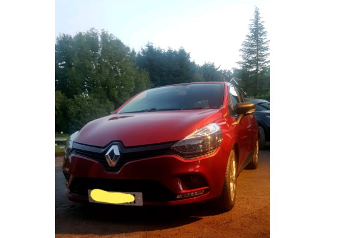 2018 Renault Clio Play 1.5 dci