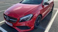 2017 Mercedes-Benz A Class AMG Line 1.6 5dr