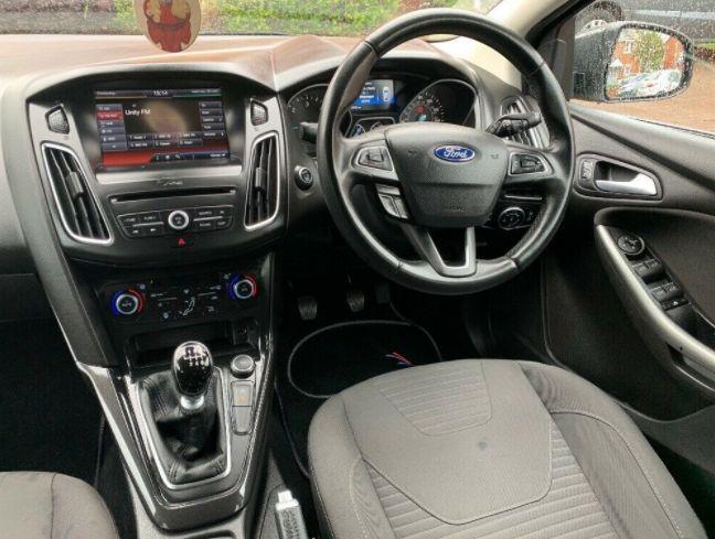 2016 Ford Focus Titanium 1.5 image 5
