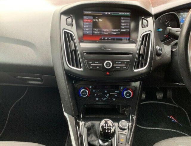 2016 Ford Focus Titanium 1.5 image 7
