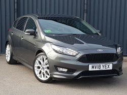 2018 Ford Focus 5dr