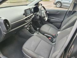 2018 Kia Picanto 1.25 Automatic 5dr