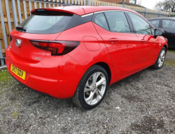 2017 Vauxhall Astra 5dr