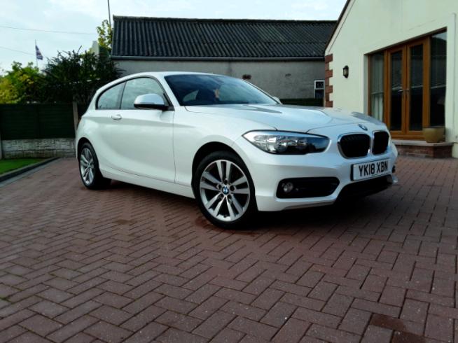 2018 BMW 1 Series 116 Diesel Sport 3dr