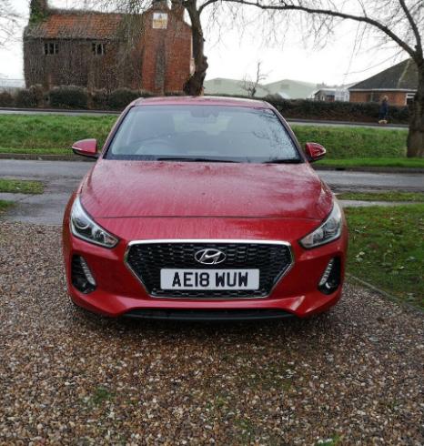 2018 Hyundai i30 Low Miles T-GDI