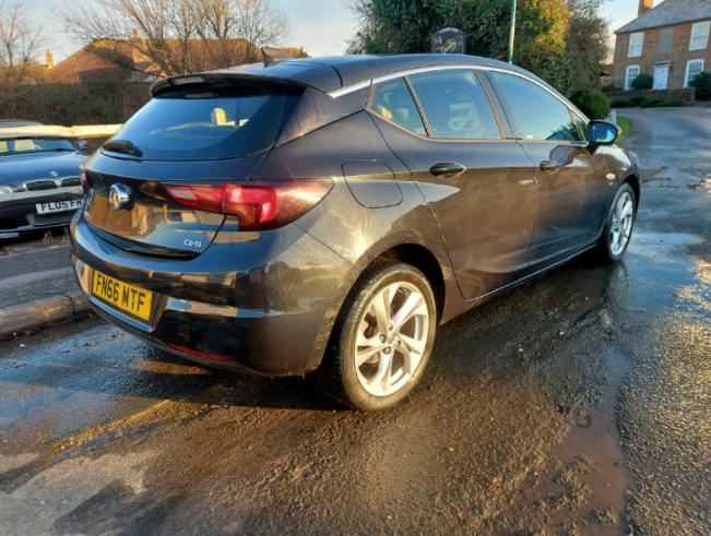 2017 Vauxhall Astra Sri 1.6 Cdti F/S/H