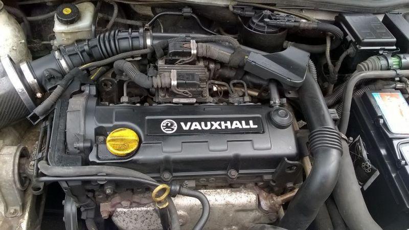 2001 Vauxhall Astravan dti image 5