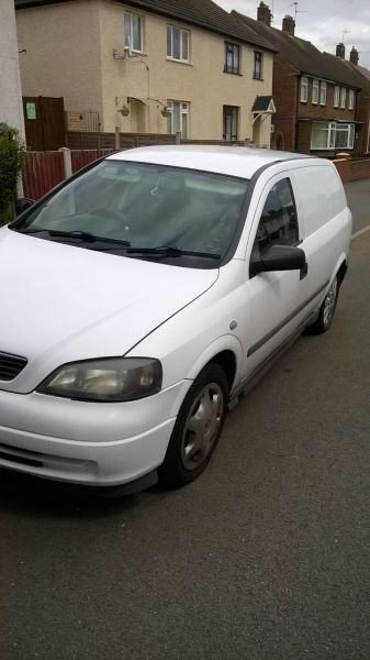 2001 Vauxhall Astravan dti image 6