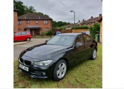 2017 BMW 320i Xdrive Sport Auto