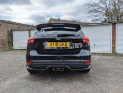 Ford Focus Tdci St Diesel 2.0L Black