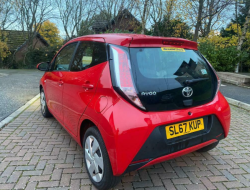 2017 Toyota Aygo 1.0 Petrol