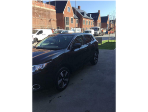 2017 Nissan Qashqai 1.5 dCi N-Vision 5dr (18in Alloys)