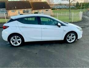 2017 Vauxhall Astra 1.6 Diesel 44K
