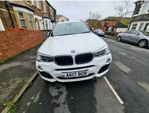 2017 BMW X3 2.0 5dr