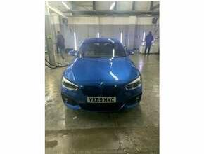 2019 BMW 1 Series Hatchback Semi-Auto 5dr