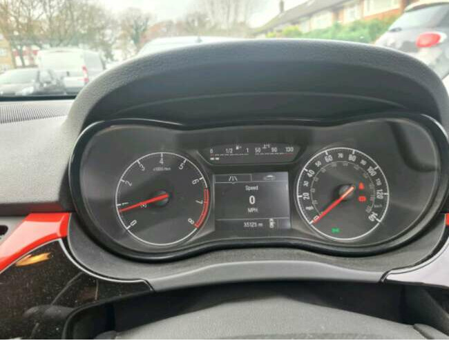 2017 Vauxhall Corsa 1.4 Limited Edition