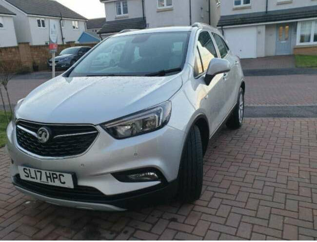 2017 Vauxhall Mokka X Hatchback Manual 1364 (cc) 5 doors