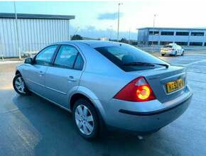 2004 Ford Mondeo 2.0 Automatic