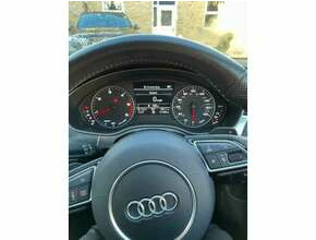 2017 Audi A6 Black Edition