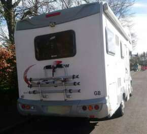 2011 Immaculate Roller Team Auto Roller Motorhome