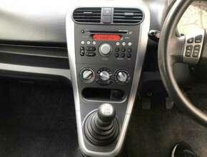 2013 Vauxhall Agila 1.0