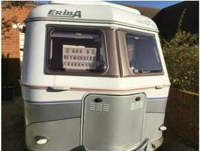 2004 Eriba 310Gt Familia