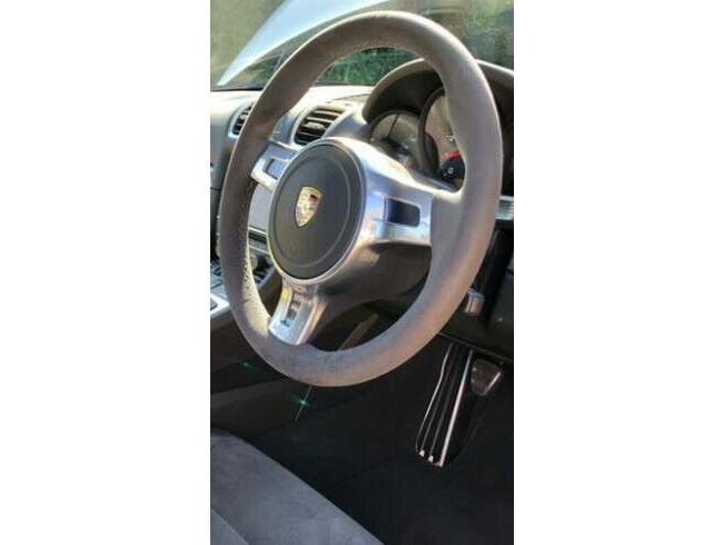 2016 Porsche Cayman - Coupe - Manual 2dr