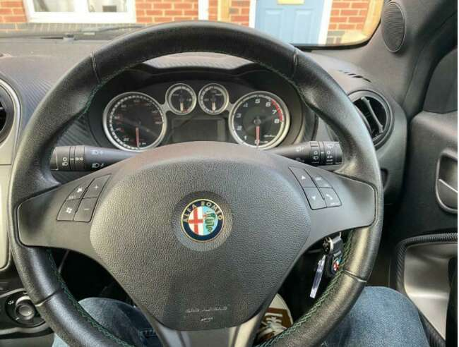 2013 Alfa Romeo Mito Sportiva 1.4 MultiAir 3dr