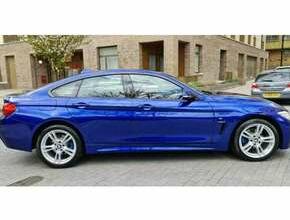 2016 BMW 4 Series Gran Coupe M-Sport X-Drive