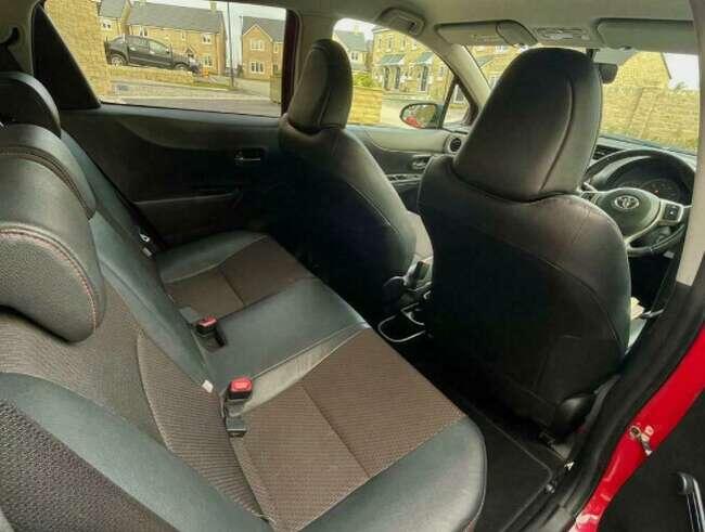 2013 Toyota Yaris SR 1.33 VVT-i
