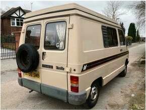 1987 Renault Traffic Auto-Sleeper Camper Van - Motorhome - Campervan