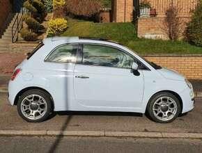 2010 Fiat 500 Lounge 1.2 (New Clutch)