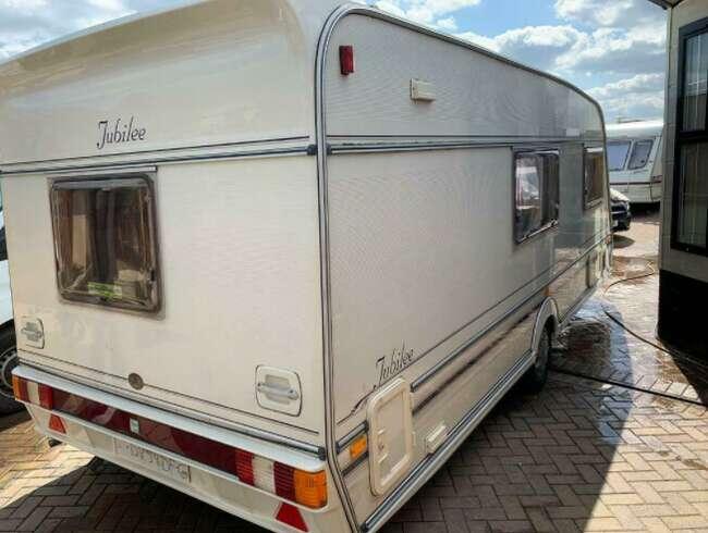 1997 Abi Jubilee 4 Birth Caravan