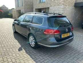 2013 Volkswagen Passat 2.0 Tdi
