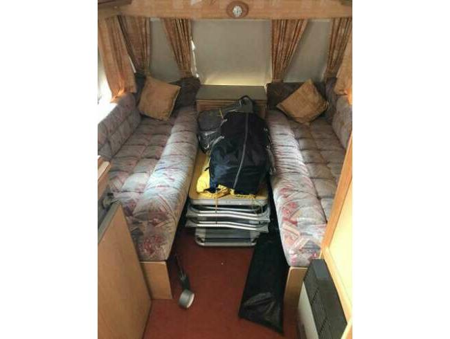 Swift Corvette Caravan Awning and Accessories - 4 Berth