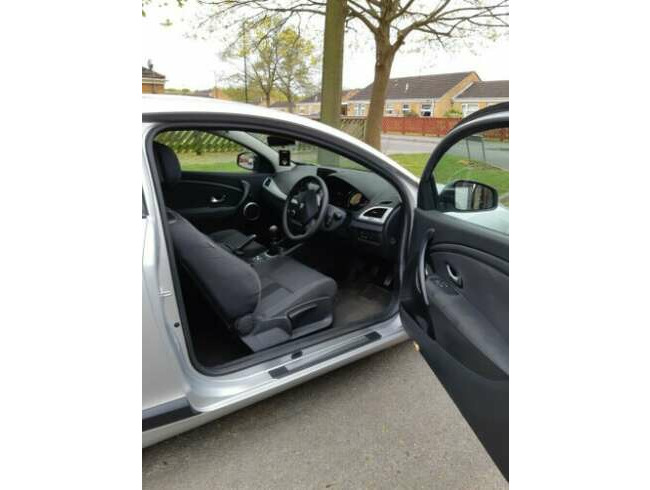 2010 Renault Megane 1.5 Coupe 3dr