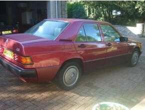 1990 Mercedes 190D 2.5 1990 'G'