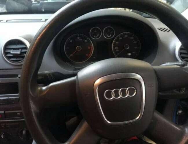 2008 Audi A3 Hatchback - Manual 5dr