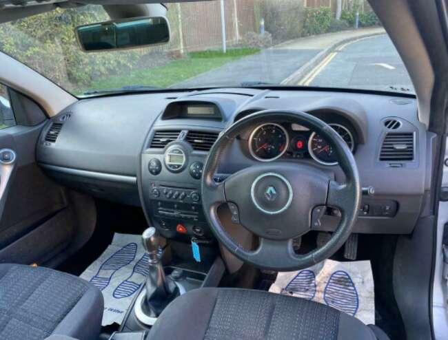 2008 Renault Megane 1.5 Convertible Diesel