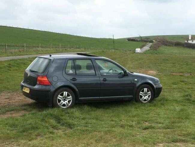 2001 Volkswagen Golf 1.6