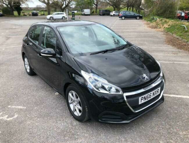 2016 Peugeot 208 1.6 Diesel - Great Condition