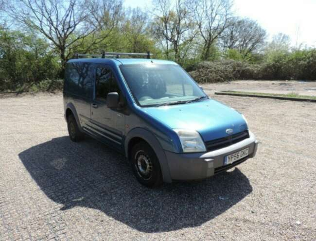 2006 Ford Transit Connect T200 1.8 Tdci