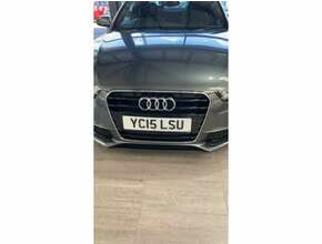 2015 Audi A5 2.0 Coupe Grey for Sale