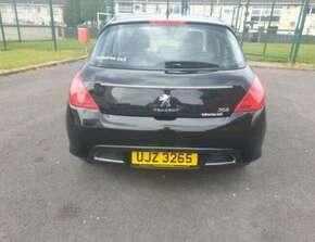 2012 Peugeot 308 1.6 Hdi